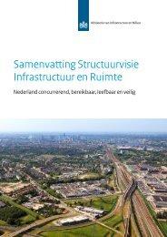 Samenvatting Structuurvisie Infrastructuur en Ruimte - Rijksoverheid.nl