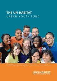 The Urban Youth Fund - NGLS
