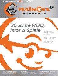 25 Jahre WISO, Infos & Spiele - ZDF Werbefernsehen