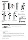Installation Instruction - GEM,Gianni Industries, Inc. - Page 2