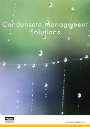 Condensate Management Solutions - Air Bonaita