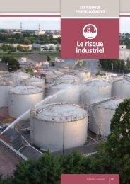 Le risque industriel - Les services de l'État dans le Calvados