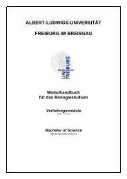Modulbeschreibungen Vertiefungsmodule (WS 2012/13)