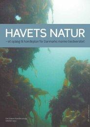 HAVETS NATUR - et oplæg til handleplan for Danmarks marine ...