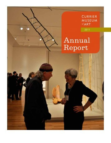 Annual Report - Currier Museum of Art