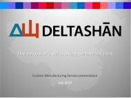 The innovator's outsourcing partner in China - Quel