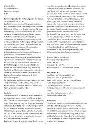 1 Walter G. Pfaus Die totalen Chaoten Bayerisches Lustspiel E 754 ...