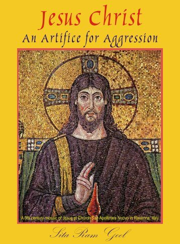 jesus-christ-an-artifice-for-aggression-by-sita-ram-goel