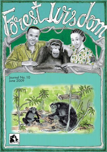Download here (pdf) - The Wild Chimpanzee Foundation