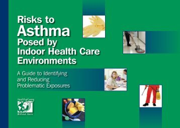 Asthma Posed By Indoor Health Care - Alliance for a Healthy ...