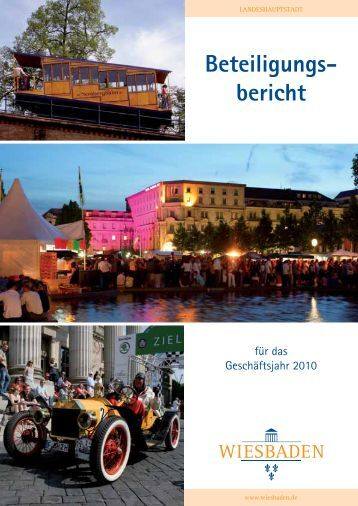 Beteiligungsbericht 2010 (PDF | 2,05 MB) - Landeshauptstadt ...