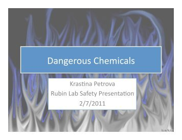 dangerous chemicals 2-4-11.pptx