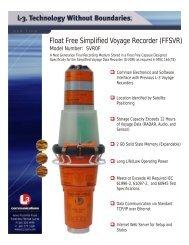 Float Free Simplified Voyage Recorder (FFSVR) - L-3 Aviation ...