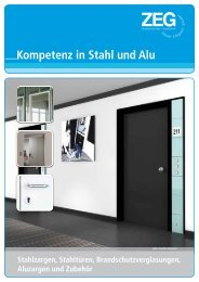 info - ZEG Zentraleinkauf Holz und Kunststoff eG