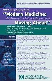 Modern Medicine - Akron General Medical Center
