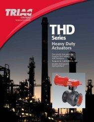 Heavy Duty Actuators - AT Controls