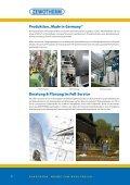 Zukunftsorientierte Energie- undWärmesysteme - ZEWOTHERM - Seite 4