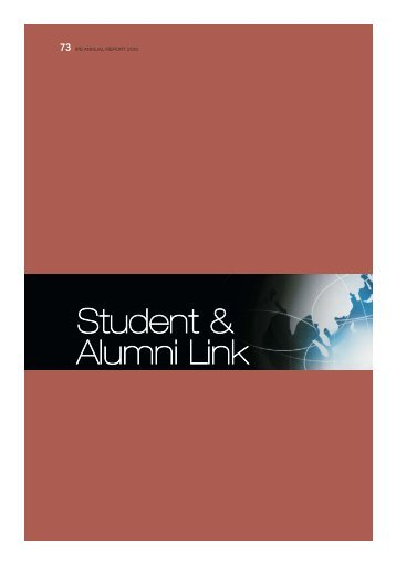 Student & Alumni Link - Institute of Graduate Studies - USM