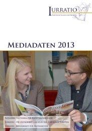 MEdIAdATEN 2013 - Iurratio
