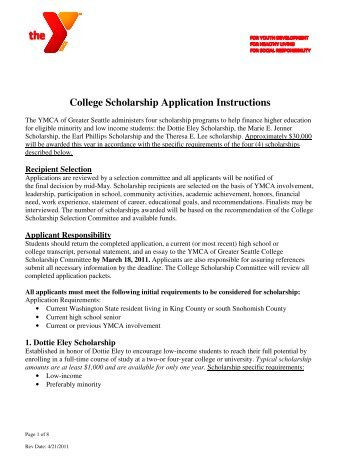 Afslutning Af Essay Scholarships - image 3