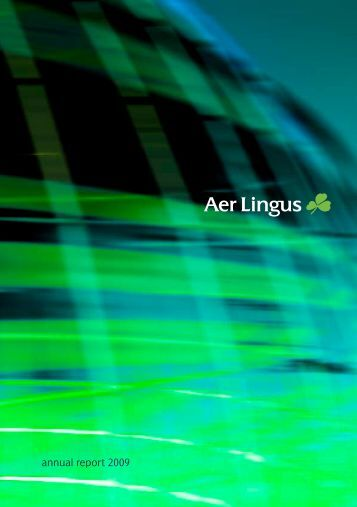 annual report 2009 - Aer Lingus