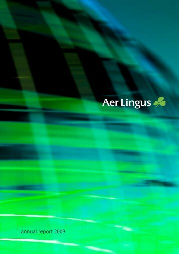 annual report 2009 - Aer Lingus