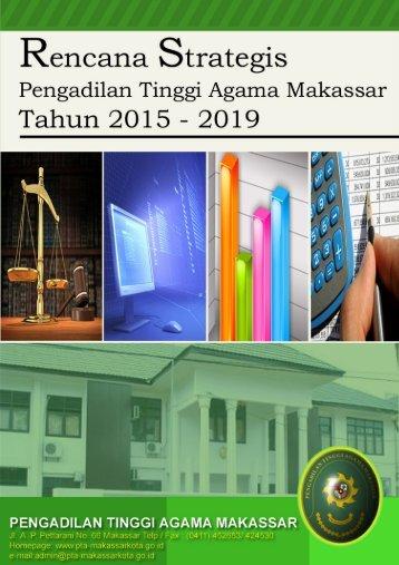 renstra - PTA Makassar