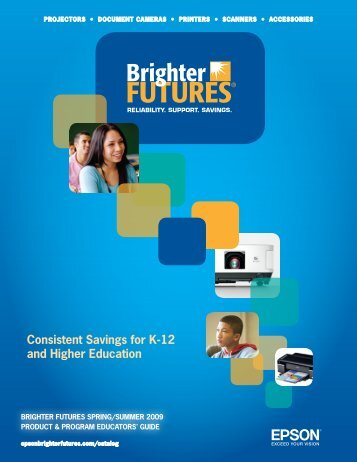 Consistent Savings for K-12 and Higher Education