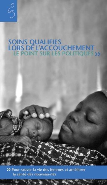 soins qualifies lors de l'accouchement - Family Care International