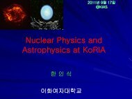 Nuclear Physics and Astrophysics at KoRIA
