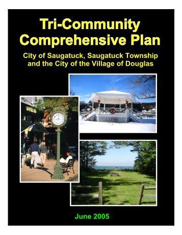 Master Plan - Saugatuck Township
