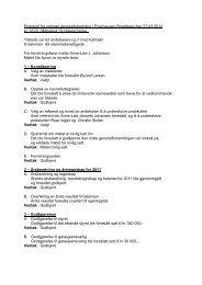 Protokoll fra ordinær generalforsamling i Enerhaugen ... - Herborvi.no