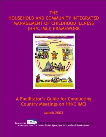 A Facilitator's Guide for Conducting Country ... - CORE Group