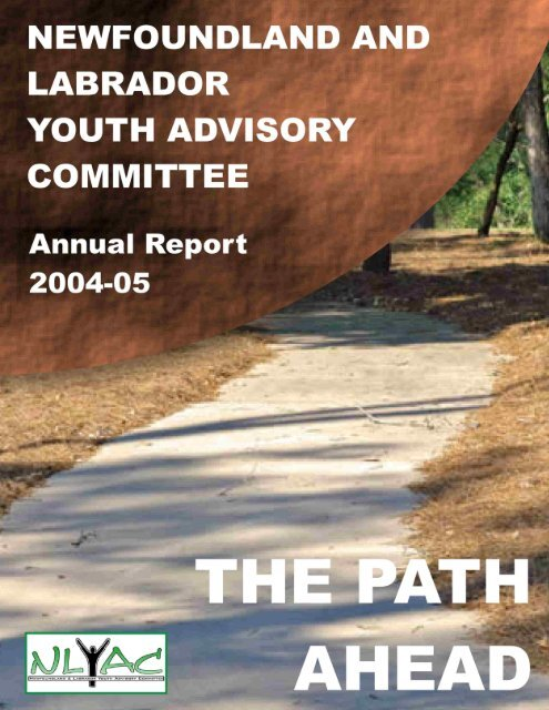2004-2005 Youth Advisory Committee Annual Report