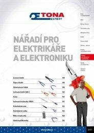 nářadí pro elektrikáře a elektroniku - TOP CENTRUM