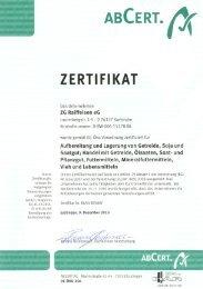 ABCERT. - ZG Raiffeisen