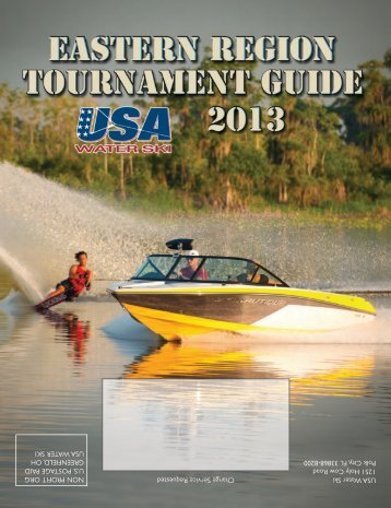 Eastern Region - USA Water Ski