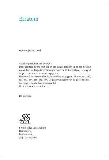 Erratum - Testweb - Bohn Stafleu van Loghum