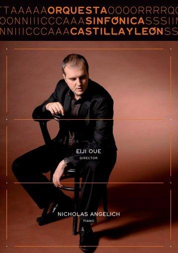 Nicholas aNgelich eiji oue - Blog del Auditorio Miguel Delibes
