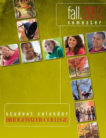 student events calendar - Home - Welcome - Bridgewater College