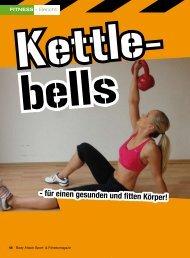 - für einen gesunden und fitten Körper! - Kettlebell Fitness