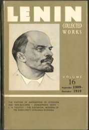 Lenin CW-Vol. 16-TC.pdf - From Marx to Mao