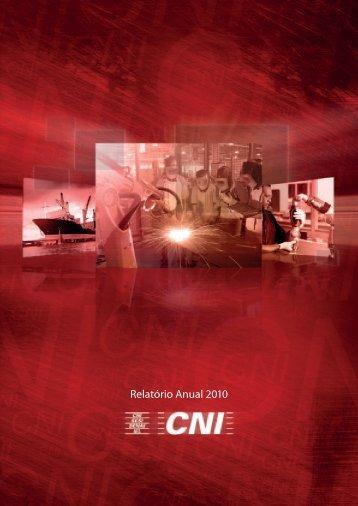 Relatório Anual 2010 - CNI