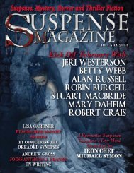 Suspense Magazine February 2013