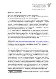 Summary - EUROSAI IT Working Group