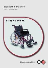 Bischoff & Bischoff Instruction manual S-Top / S-Top XL