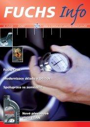 Podzim 2007 - Fuchs-oil.cz