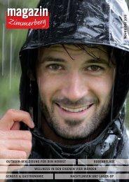 November - Zimmerberg-Magazin