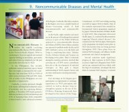 Noncommunicable Diseases and Mental Health - WHO Western ...
