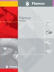 Flamco klemrozetten - Warmteservice